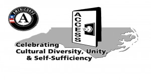 AmeriCorps and ACCESS Logo