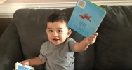 boy with book two